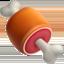 bone Emoji on Apple, iOS