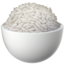 cooked rice Emoji on Apple, iOS