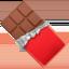 甜点上的Apple, iOS表情符号