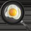 egg Emoji on Apple, iOS