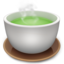 teacup without handle Emoji on Apple, iOS