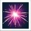 fireworks Emoji on Apple, iOS
