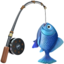 fish Emoji on Apple, iOS