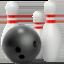 bowling Emoji on Apple, iOS