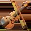 violin Emoji on Apple, iOS