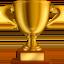 trophy Emoji on Apple, iOS