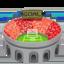 stadium Emoji on Apple, iOS