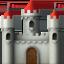 castle Emoji on Apple, iOS