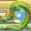 dragon Emoji on Apple, iOS
