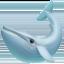 鲸鱼上的Apple, iOS表情符号