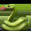 lizard Emoji on Apple, iOS