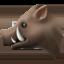 pig Emoji on Apple, iOS