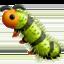 bug Emoji on Apple, iOS
