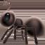 蚂蚁上的Apple, iOS表情符号