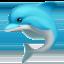 海豚上的Apple, iOS表情符号