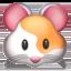 hamster Emoji on Apple, iOS