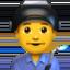 man Emoji on Apple, iOS