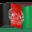 Emoji de bandera de Afganistán en Facebook