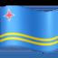 flag: Aruba Emoji on Facebook