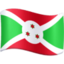 flag: Burundi Emoji on Facebook