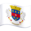 flag: St. Barthélemy Emoji on Facebook