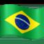 flag: Brazil Emoji on Facebook