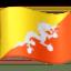 flag: Bhutan Emoji on Facebook