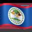 flag: Belize Emoji on Facebook