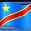 フェイスブックの旗: コンゴ民主共和国(キンシャサ)絵文字