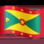 flag: Grenada Emoji on Facebook