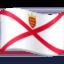 フェイスブックの旗: ジャージー絵文字