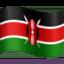 フェイスブックの旗: ケニア絵文字