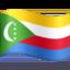 flag: Comoros Emoji on Facebook