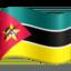 flag: Mozambique Emoji on Facebook