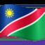 flag: Namibia Emoji on Facebook
