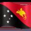flag: Papua New Guinea Emoji on Facebook
