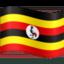 フェイスブックの旗: ウガンダ絵文字