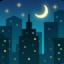 foggy Emoji on Facebook