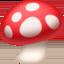 mushroom Emoji on Facebook