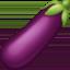 蔬菜上的Facebook表情符号