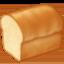 フェイスブックのパン絵文字
