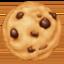 cookie Emoji on Facebook