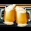 Emoji de jarras de cerveza en Facebook