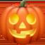 フェイスブックのかぼちゃ絵文字