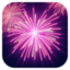 fireworks Emoji on Facebook