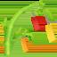tanabata tree Emoji on Facebook