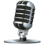 studio microphone Emoji on Facebook