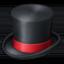 フェイスブックの帽子絵文字