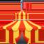 tent Emoji on Facebook