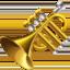 trumpet Emoji on Facebook